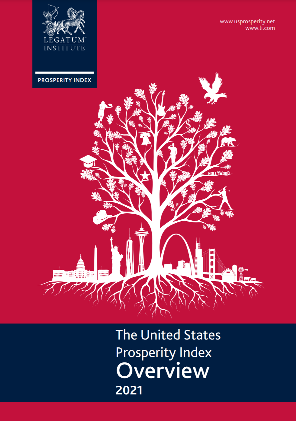 2021 USPI Overview Front Cover