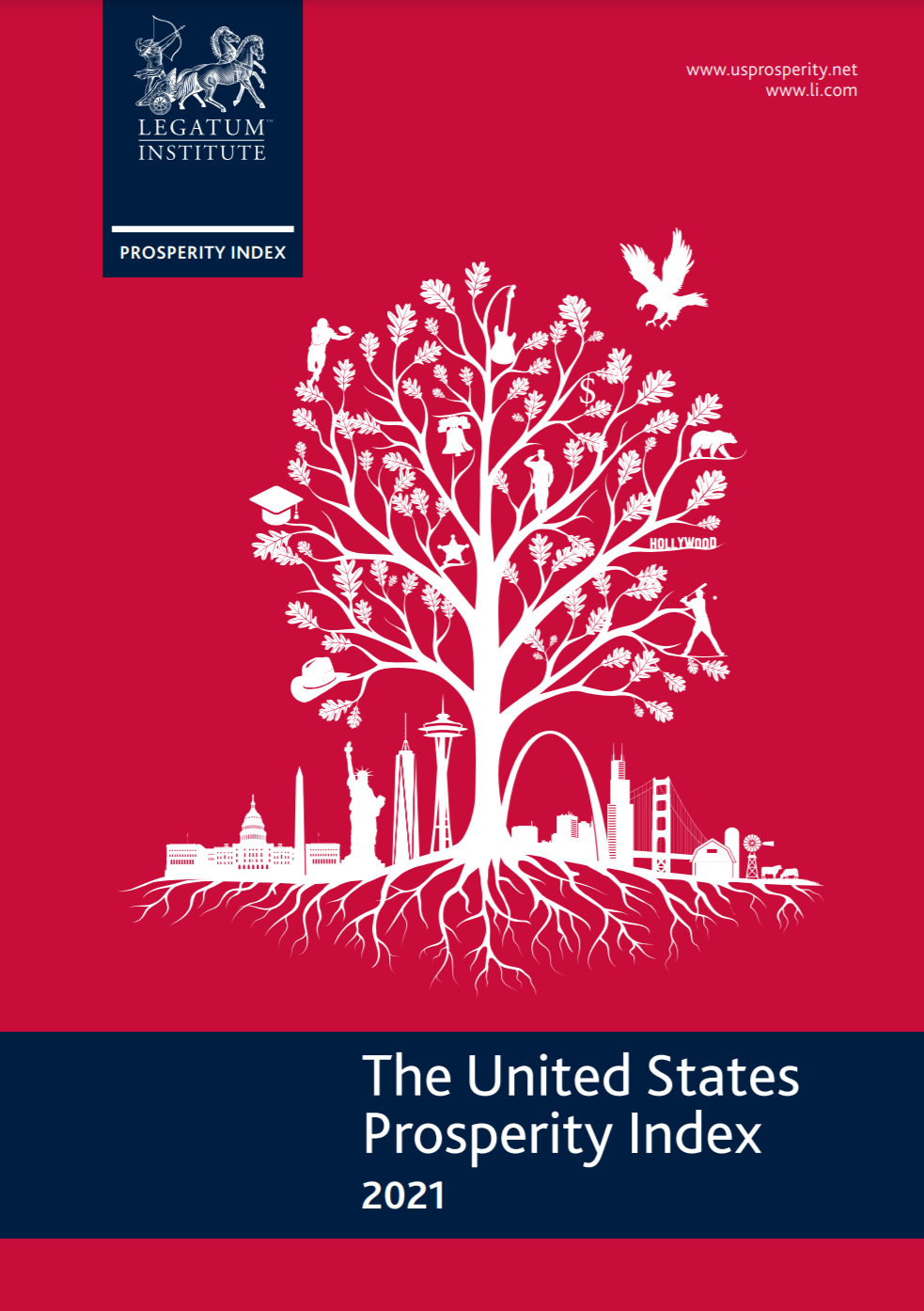 2021 USPI Report Front Cover